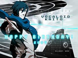 Kaito-Birthday Pic 2009 by u-ness