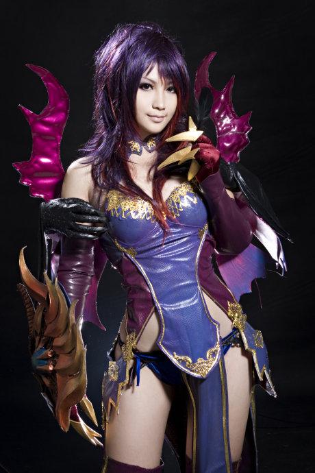 Spirit Master cosplay by Aelliseu