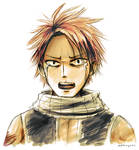 Natsu's Fear