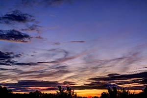 Sunset 150907 by CarlMillerPhotos