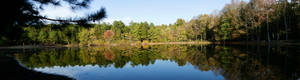 Idlewild Lake Panorama