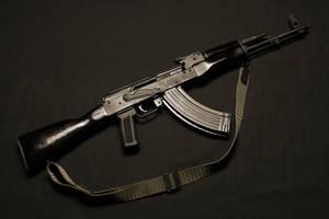 AK-47 by CarlMillerPhotos