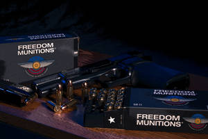 Freedom Munitions 9mm by CarlMillerPhotos