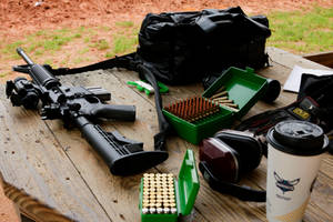 Range Day by CarlMillerPhotos
