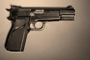 9mm Browning Hi-Power Mk I by CarlMillerPhotos
