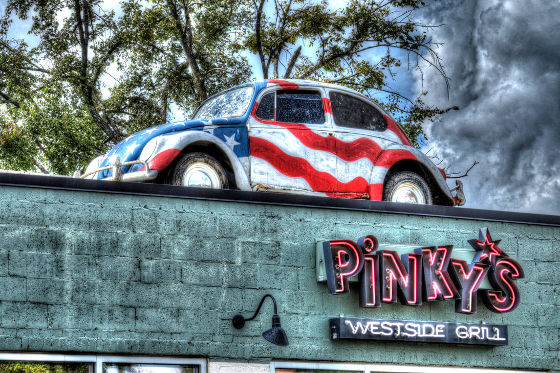 Pinky's Bug by CarlMillerPhotos