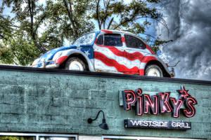 Pinky's Bug