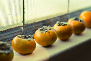 Persimmons by CarlMillerPhotos