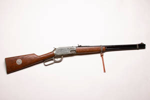 The Gun That Won The West by CarlMillerPhotos