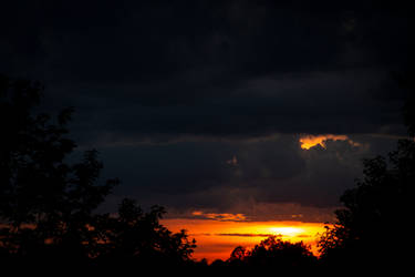 Sunset 190507 by CarlMillerPhotos