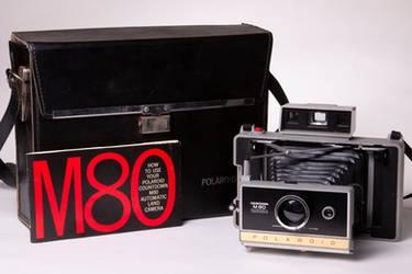 Polaroid M80 by CarlMillerPhotos