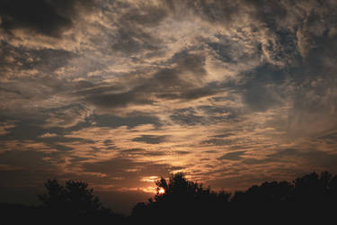 Sunset 190605 by CarlMillerPhotos