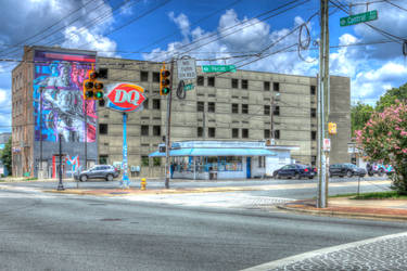 The DQ On Central by CarlMillerPhotos