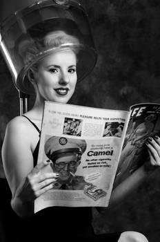 Kitty King - Vintage Glamour