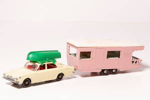 Matchbox Caravan