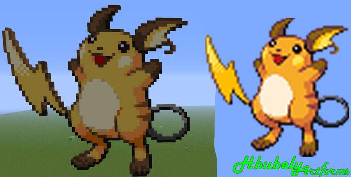 Kanto Pokemon Pixel Art On Minecraft Pixelart Deviantart