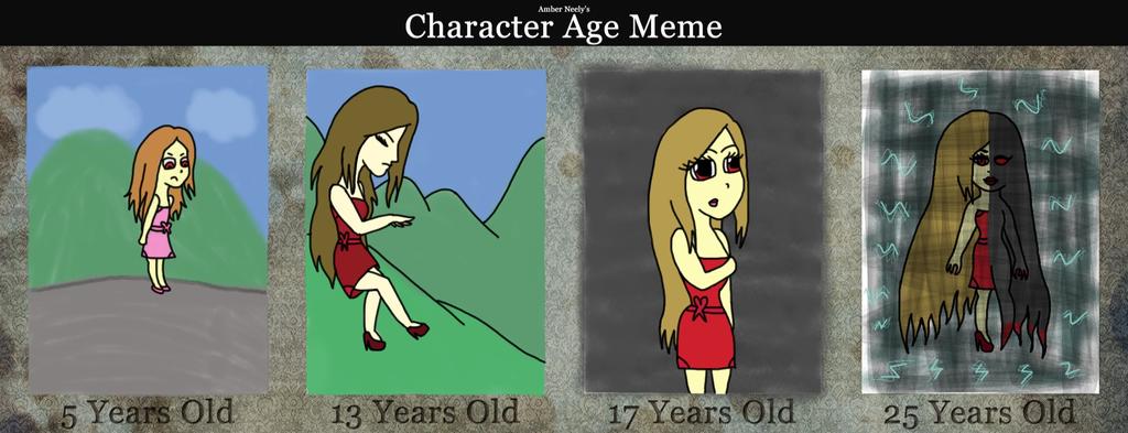 Kalika Age Meme by WhizzPop