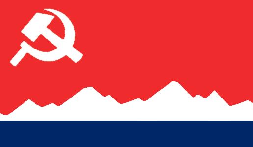 Socialist Republic of Norway by YuriKenobi
