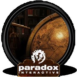 Paradox Interactive icon by YuriKenobi