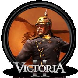 Victoria II icon by YuriKenobi