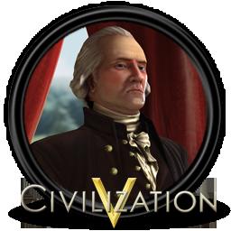 Civilization V icon by YuriKenobi