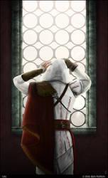 Ezio by Jagged88