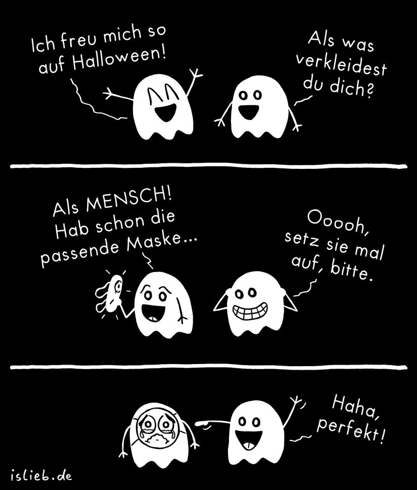Halloween by islieb