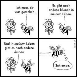 Biene - islieb