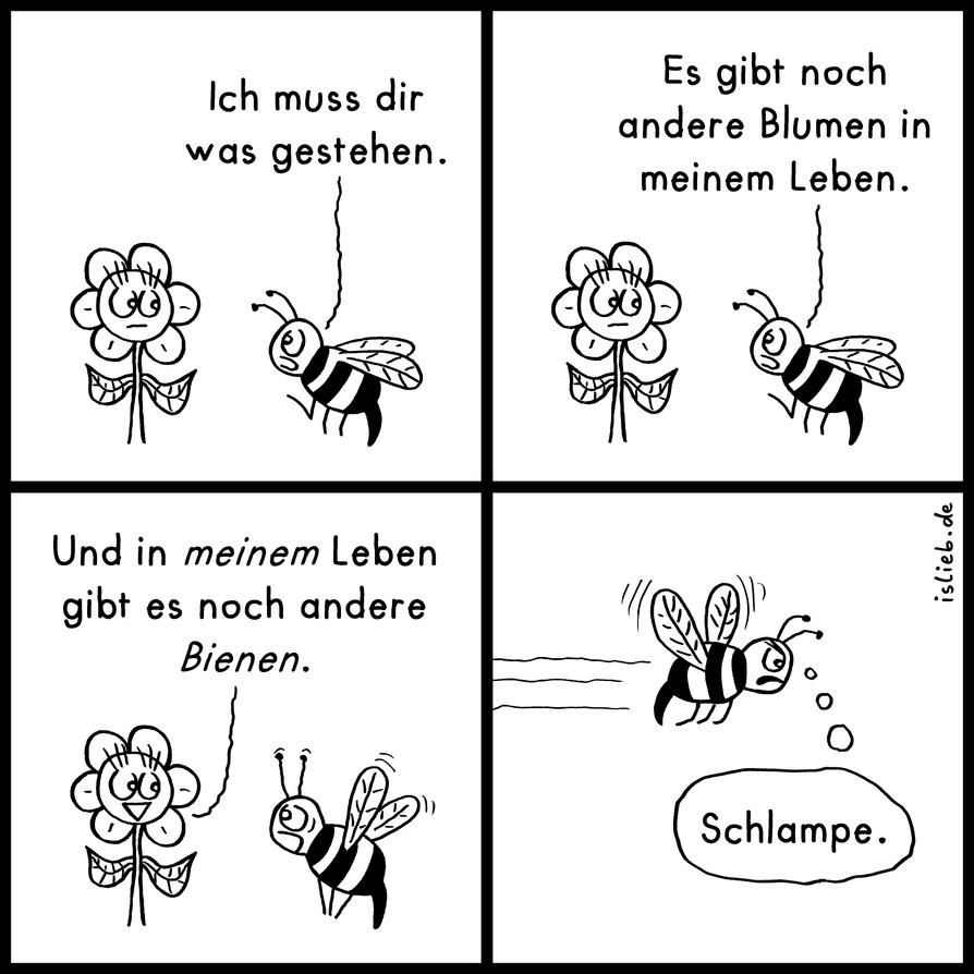 Biene - islieb by islieb