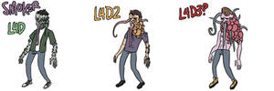 Left 4 Dead Projection: Smoker by JazzlasterBoris