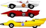 Speed Racer Cars