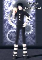 Puppet the model. DOWNLOAD! Ver1.3 by LizaSakura