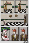 Five Nights at Freddy's: Five Souls. Page 33. Eng