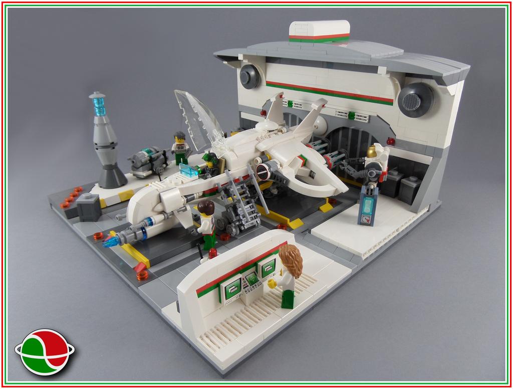 Preparing Hawk's test flight... by BakaBtC