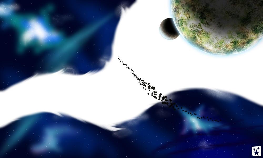 Milky Way v1 by BakaBtC