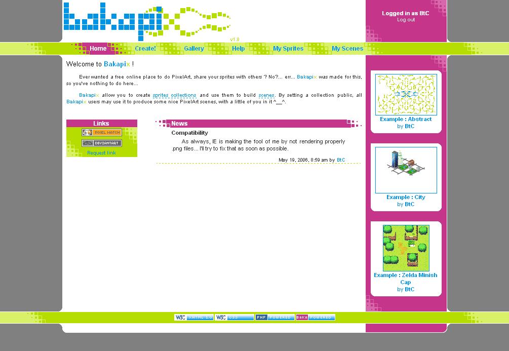 Bakapix preview by BakaBtC