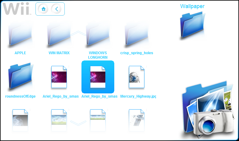 Wii MC images by BakaBtC