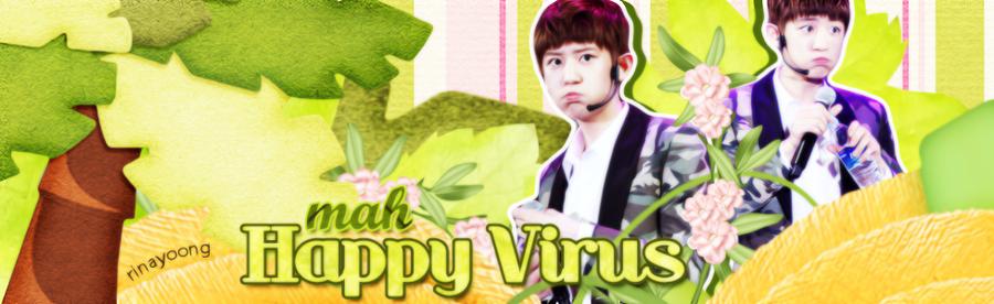 Mah Happy Virus by rinayoong