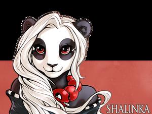 Shalinka badge 2013