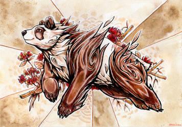 Inktober 2015 #21 by Shalinka