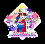 Badge Shalinka 80's