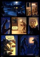 [Halloween Comic] A cruel appetite ! [1/2] by Shalinka