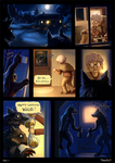[Halloween Comic] A cruel appetite ! [1/2]