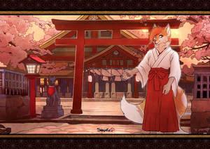 Sheena's temple
