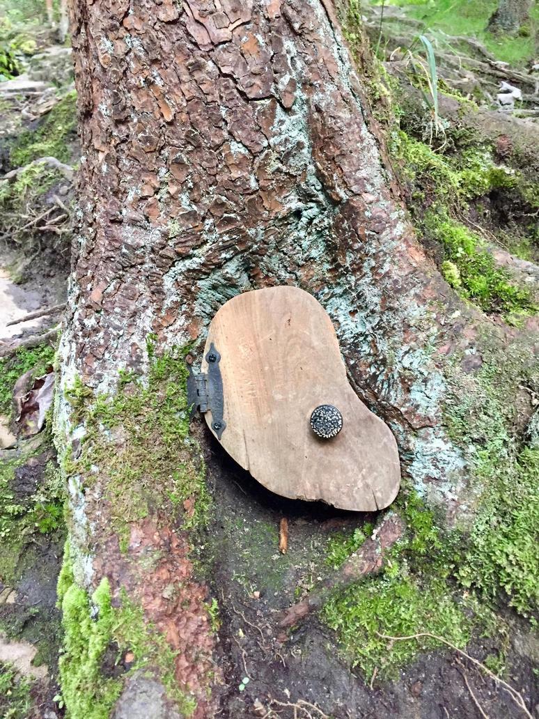 Tree Door By Yellowgurl1997 ...