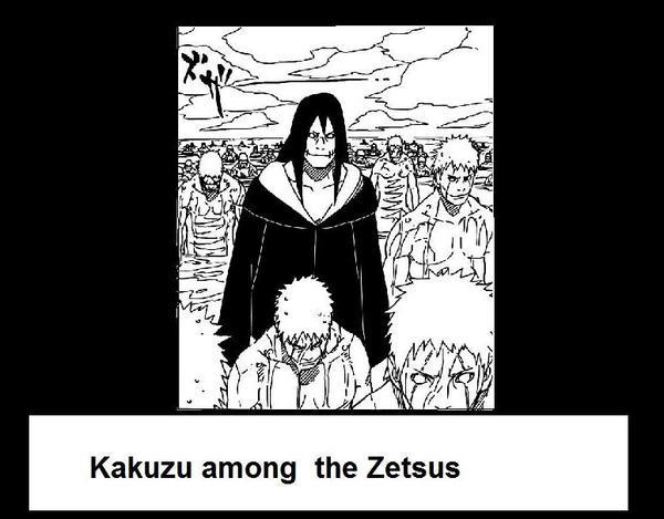 Kakuzu Chapter 525 by gekkodimoria