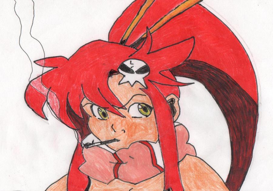 Yoko by gekkodimoria
