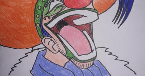 Crazy Laugh Buggy by gekkodimoria