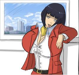 Hinata like Yuko Igarashi(Dirty Laundry) 3 by gekkodimoria