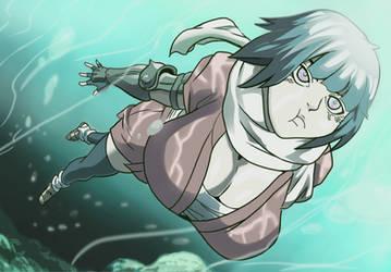 Hinata like Chifusa Manyuu 5 by gekkodimoria